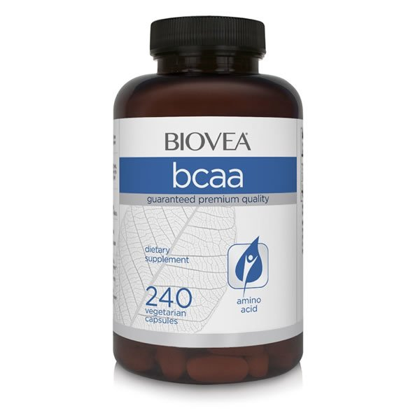 BCAA (Branched Chain Amino Acids) 240 Capsule.